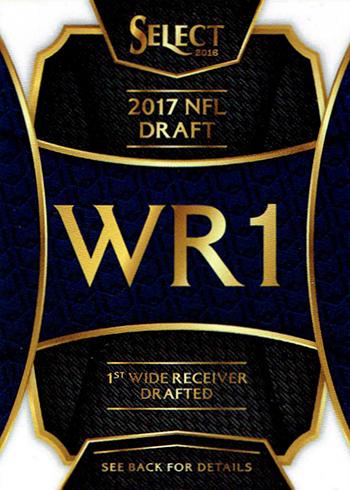 2016 Select Football XRC WR1