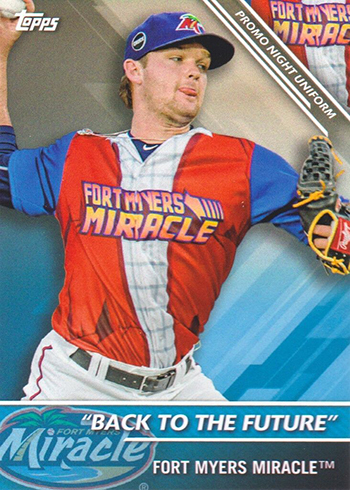 2016 TPD PNU-2 Fort Myers Miracle Back to the Future