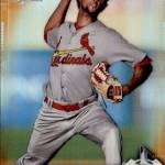 2017 Bowman Baseball Chrome Prospect Orange Refractor