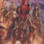2017 Fleer Ultra Spider-Man Deadpool Across America