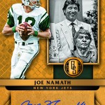 2017 Panini Gold Standard Football Gold Jack Signatures