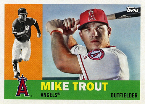 2017 TA 1 Mike Trout