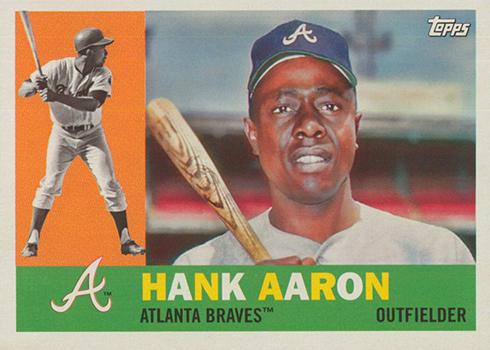 2017 TA 50 Hank Aaron