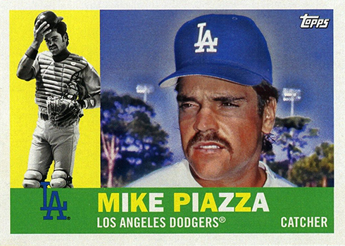 2017 TA 82 Mike Piazza