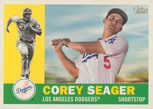 2017 TA Var 100 Corey Seager