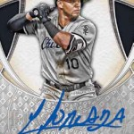 2017 Topps Five Star Baseball Base Autographs