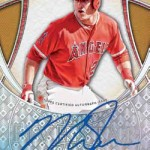 2017 Topps Five Star Baseball Base Autographs Gold