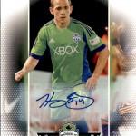 2017 Topps MLS Autograph Shipp