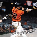 140 Buster Posey