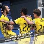 33 Justin Meram