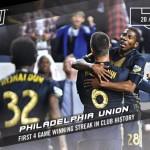 37 Philadelphia Union