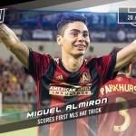 38 Miguel Almiron