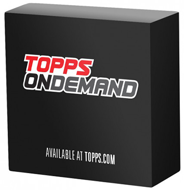 2017 Topps On Demand Box