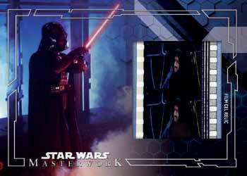 2017 Topps Star Wars Masterwork Film Cel