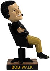 Bob Walk Chair Tip Bobblehead Pittsburgh Pirates 2017 SGA