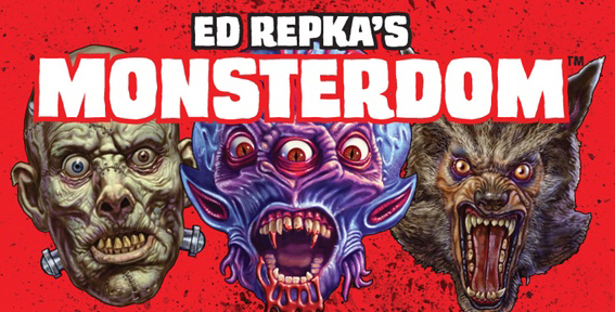 Ed Repkas Monsterdom Header