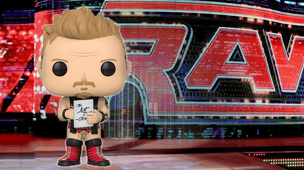 Funnko Pop WWE Header