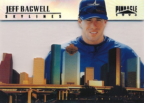 1996 Pinnacle Skylines 16 Jeff Bagwell