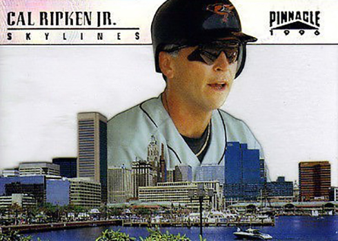 1996 Pinnacle Skylines 4 Cal Ripken