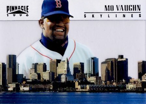 1996 Pinnacle Skylines 6 Mo Vaughn