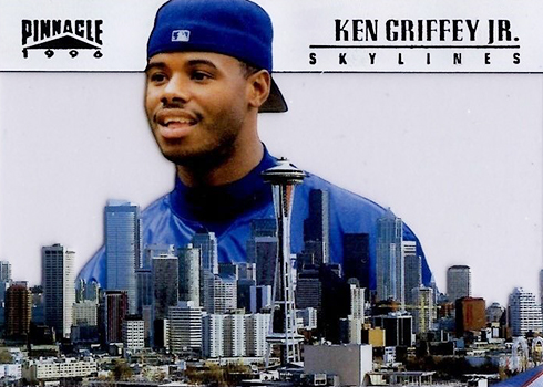 1 Ken Griffey Jr.