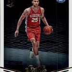2016-17 Panini Studio Basketball Base Ben Simmons