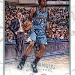 2016-17 Panini Studio Basketball Base Sketch Wiggins