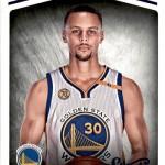 2016-17 Panini Studio Basketball Base Studio Stephen Curry