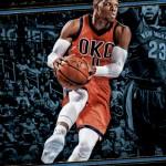2016-17 Panini Studio Basketball Rising to the Occasion