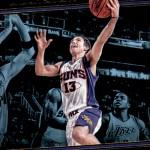2016-17 Panini Studio Basketball Rising to the Occasion Nash
