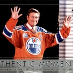 2016-17 SPx Hockey Base Authentic Moments Gretzky