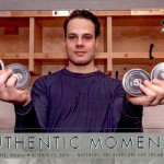 2016-17 SPx Hockey Base Authentic Moments Matthews