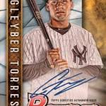 2017 Bowman Draft Baseball Defining Moments Autographs