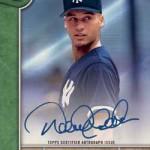 2017 Bowman Draft Baseball MLB Draft History Autograph