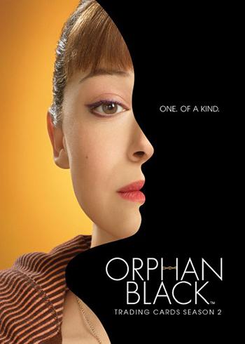 2017 Cryptozoic Orphan Black Season 2 Silhouette Alison