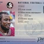 2017 Panini Prestige Football NFL Passport Dalvin Cook