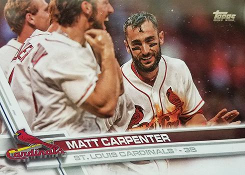 2017 T2 Var 359 Matt Carpenter