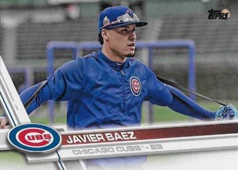 2017 T2 Var 442 Javier Baez