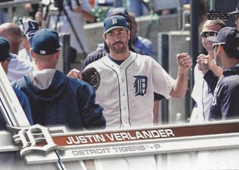 2017 T2 Var 450 Justin Verlander
