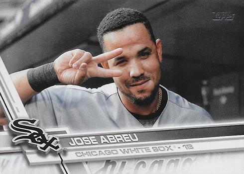 2017 T2 Var 593 Jose Abreu