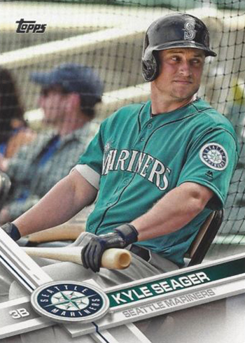 2017 T2 Var 652 Kyle Seager