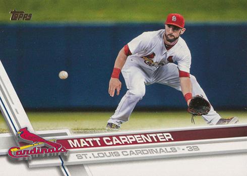 2017 TS2 359 Matt Caarpenter