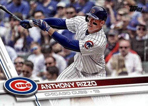 2017 TS2 500 Anthony Rizzo