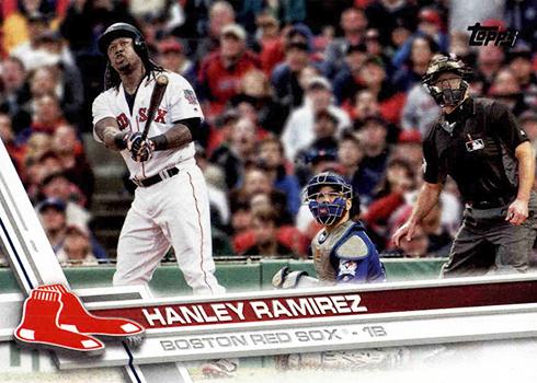 2017 TS2 508 Hanley Ramirez