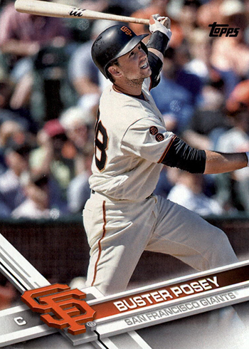 2017 TS2 675 Buster Posey