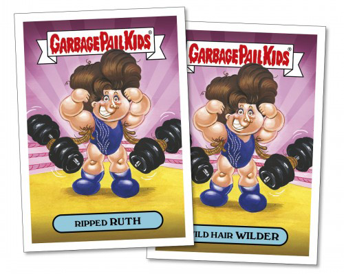 2017 Topps GPK Wacky Packages Summer TV 3