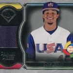 2017 Topps Museum Collection Primary Pieces WBC Patch