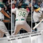 285 Olson, Brugman, Barreto
