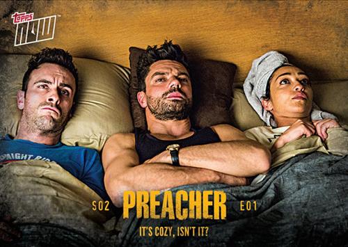 2017 Topps Now Preacher Season 2 5