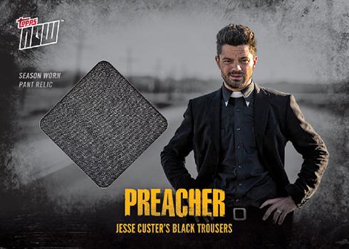 2017 Topps Now Preacher Season 2 Jesse Custer Pants